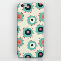 Flower Abstract iPhone & iPod Skin