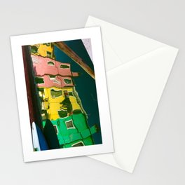Burano Reflections Stationery Cards