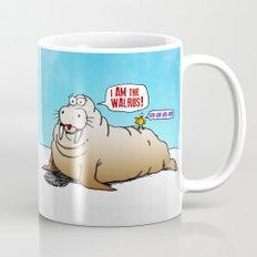 I AM the walrus! Mug