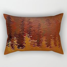 Degradation Rectangular Pillow