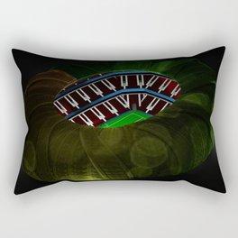 The Abu Dhabi Rectangular Pillow