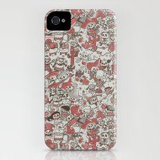La Fiesta iPhone (4, 4s) Slim Case