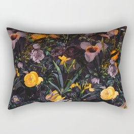 Night Forest II Rectangular Pillow