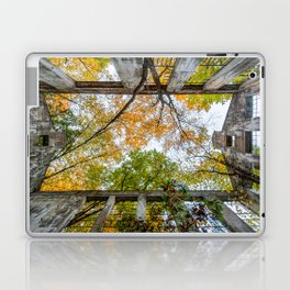 The old mill Laptop & iPad Skin
