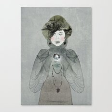 I have a secret Canvas Print