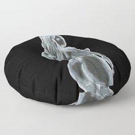 Miss Natural 7 Floor Pillow