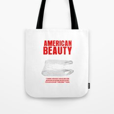 American Beauty Movie Poster Tote Bag