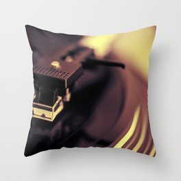 Stylus Tone Throw Pillow