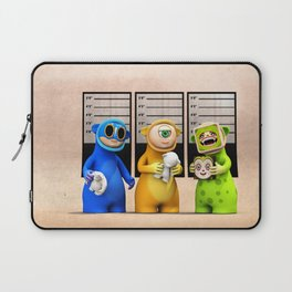 The Usual suspects Laptop Sleeve