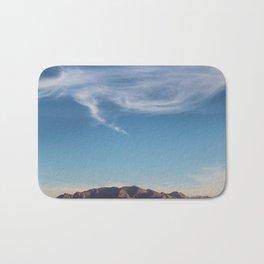 Blue Skies Bath Mat