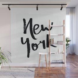 new york Wall Mural