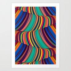 Mapel Art Print