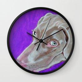 Pretty Penny Wall Clock