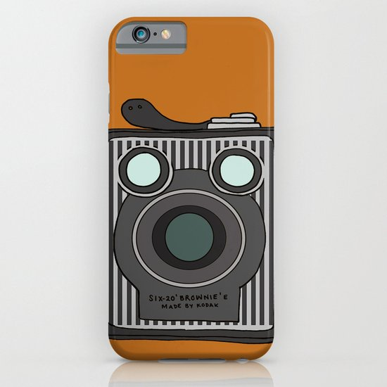 Brownie iPhone & iPod Case