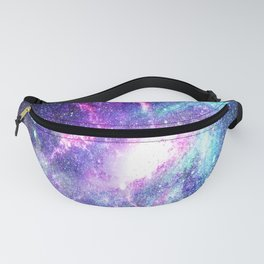 Starry Galaxy Space - Untouchable Vastness Fanny Pack