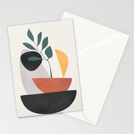 Abstract Shapes No.23 Stationery Cards