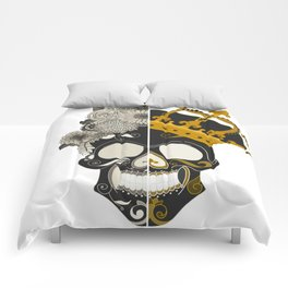 The Skull Equals Comforters