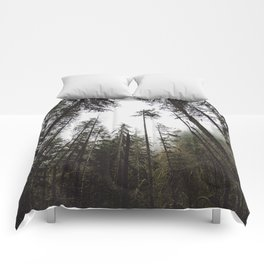 Pacific Northwest Forest Comforters