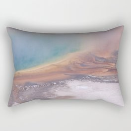 Yellowstone National Park 30X12 2 PANORAMA Rectangular Pillow