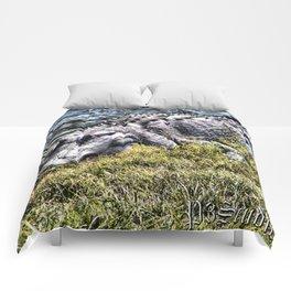 Resting Gator Comforters