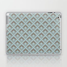 Two-toned square pattern Laptop & iPad Skin