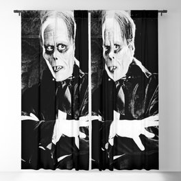 Lon Chaney || classic horror movie Blackout Curtain