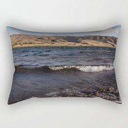 Lake Dunstan Rectangular Pillow