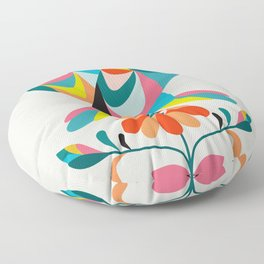Love birds Floor Pillow