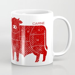 carne Coffee Mug