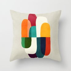 The Cure For Sleep Throw Pillow