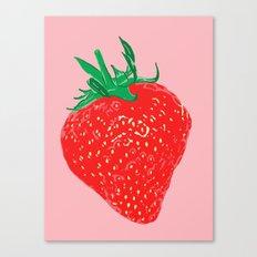Strawberry, 2013. Canvas Print
