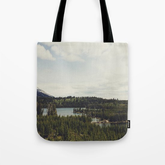 Taggart Lake Tote Bag