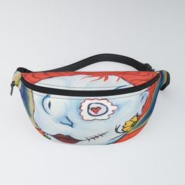 Red Queen Fanny Pack