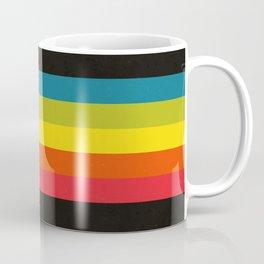 Retro Camera Color Palette Coffee Mug