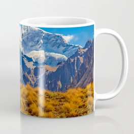 Aconcagua Park Landscape, Mendoza, Argentina Coffee Mug