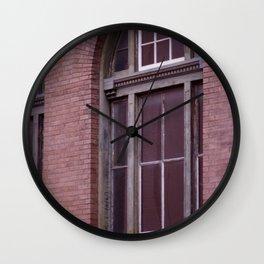 Window Arch in the Marigny Wall Clock
