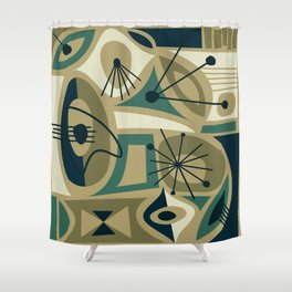Tehuya Shower Curtain