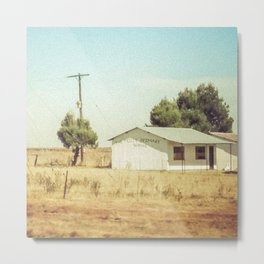 I know a field without a name Metal Print