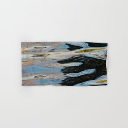 Abstract Water Surface Hand & Bath Towel