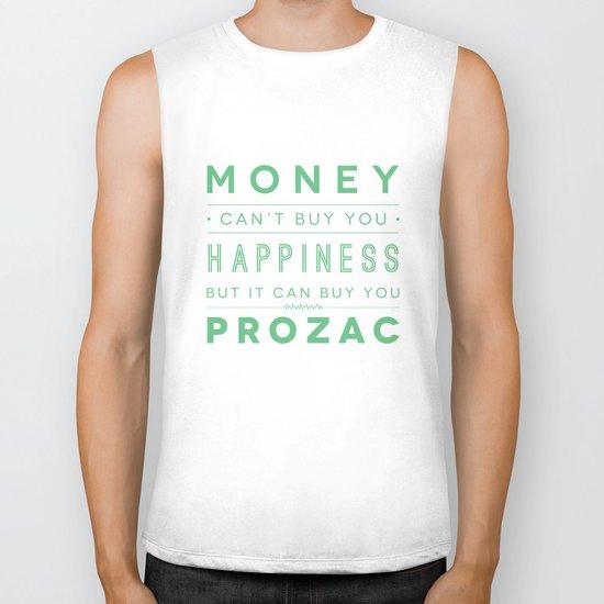 Prozac Nation Biker Tank