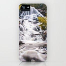 The magic Waterfalls iPhone Case