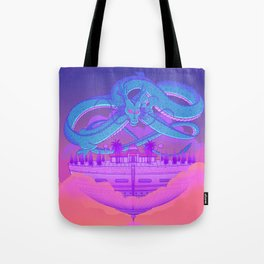 Kami's Lookout Tote Bag