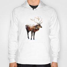 Arctic Deer Hoody
