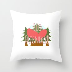 EcoFriendly Throw Pillow