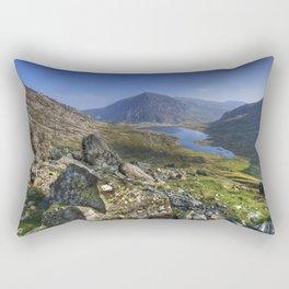 Devils Kitchen View Rectangular Pillow