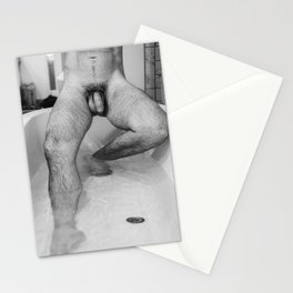 Male Descending Stationery Cards