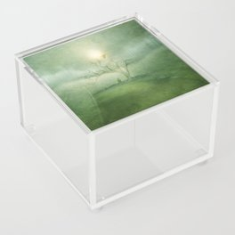 Greenery Sunrise Acrylic Box