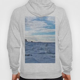 House by the Frozen Sea Hoody