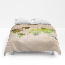 Green World Comforters