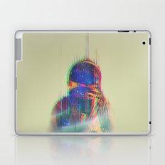 The Space Beyond - Astronaut Laptop & iPad Skin